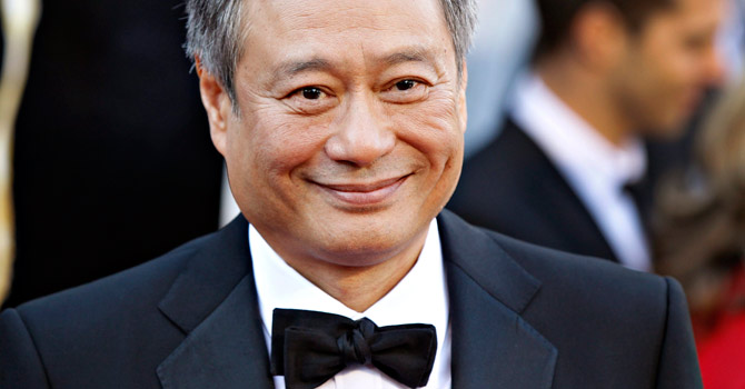 """Ang Lee, best director nominee for his film """"Life of Pi"""", arrives at the 85th Academy Awards in Hollywood, California February 24, 2013. — Reuters Photo"""