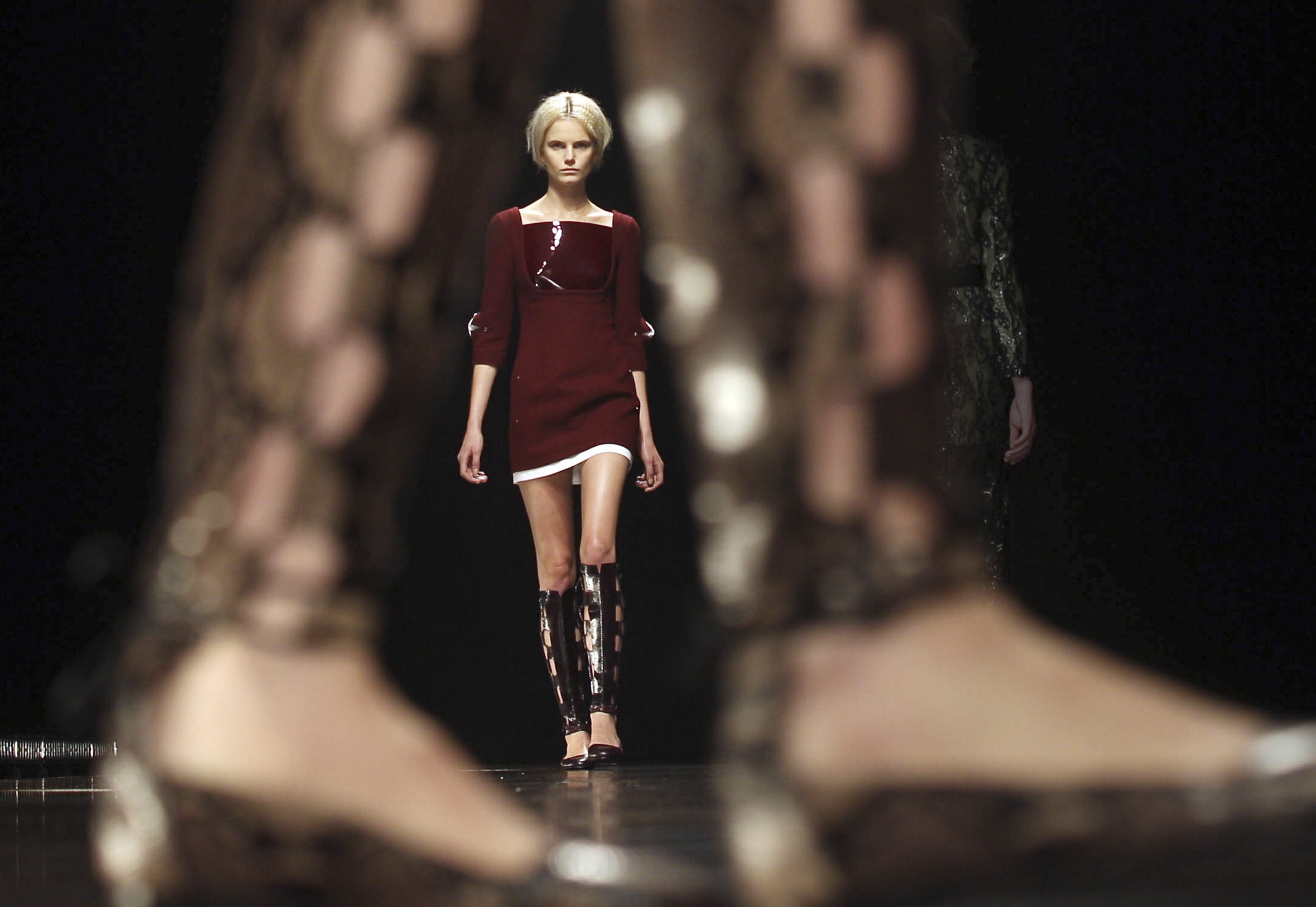 Highlights from the London Fashion Week - World