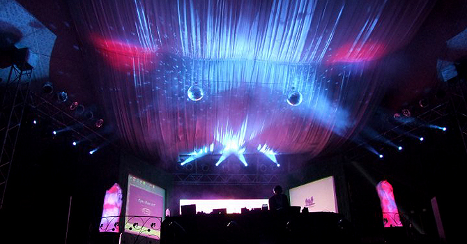 Nuit de Electronic in Lahore. — Courtesy Photo