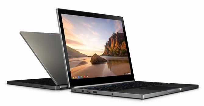 google chromebook pixel 670
