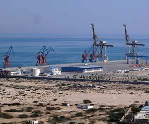 President Zardari announces Chinese takeover of Gwadar port