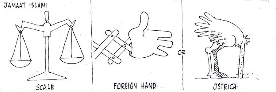 -Illustration by Sabir Nazar