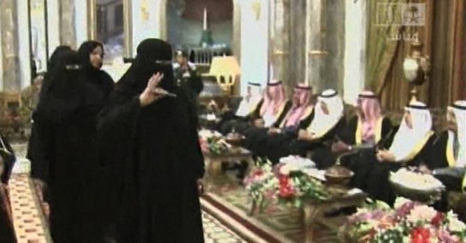 Saudi women take seats in Shura Council for first time