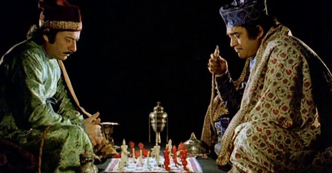 Weekly Classics: <i>Shatranj ke Khilari</i>
