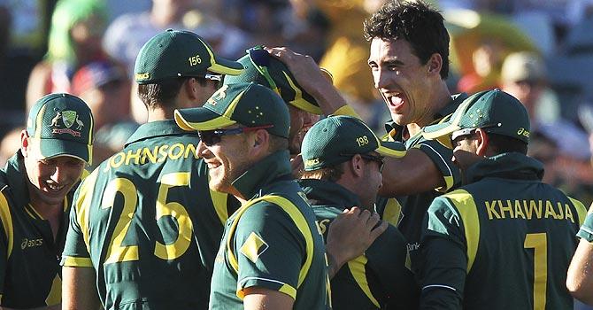 mitchell starc, australia cricket
