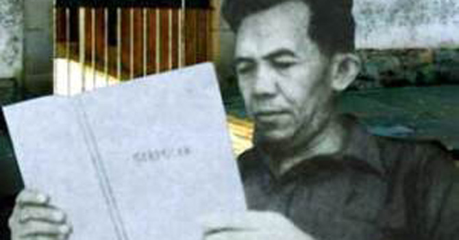Former Indonesian communist turned Islamic Socialist, Tan Malaka. His ideas influenced the country's first ruler, Kosono Sukarno, who ruled between 1949 and 1967.