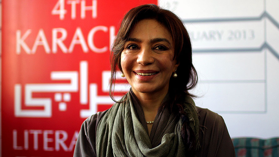 Tehmina Durrani spoke with Dawn.com about the changing role of women in Pakistani society. Log on next week to watch the full interview! - Photo by Sara Faruqi/Dawn.com