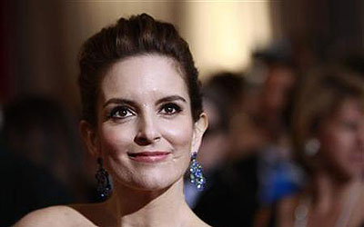 "Tina Fey says ""no"" too. —Photo (File) Reuters"