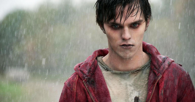 "This film image released by Summit Entertainment shows Nicholas Hoult in a scene from ""Warm Bodies."" (AP Photo/Summit Entertainment, Jonathan Wenk)1 / 15Associated Press 