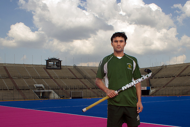 Name: Syed Kashif Shah <br />Age: 19 <br />Birthplace: Okara <br />Height: 5?10 <br />Weight: 68 kilograms <br />Playing since: 2010 <br />Position: Defender <br />Pre-match ritual: Eating pasta because it is rich in carbohydrates <br />Career highlight: 2012 Asian Champions Trophy gold medal <br />Favourite player: Shakeel Abbasi <br />Other sports : Football