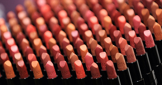 Shiseido said it could ensure the safety of its products through others means. —Photo (File) AFP