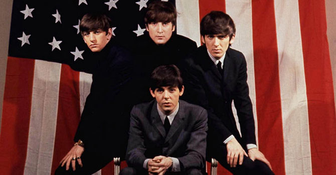 The most famous pop band in history. —Photo (File) Reuters