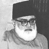 Islamic scholar, Abul Ala Maududi: First to use the term 'Pakistan Ideology' in 1962.