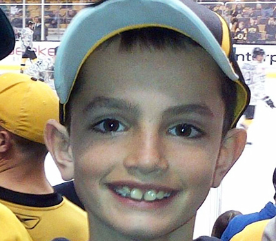 This undated photo provided by Bill Richard shows his son, Martin Richard, in Boston. —AP Photo
