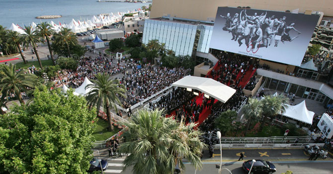 The Cannes Film Festival.—File Photo
