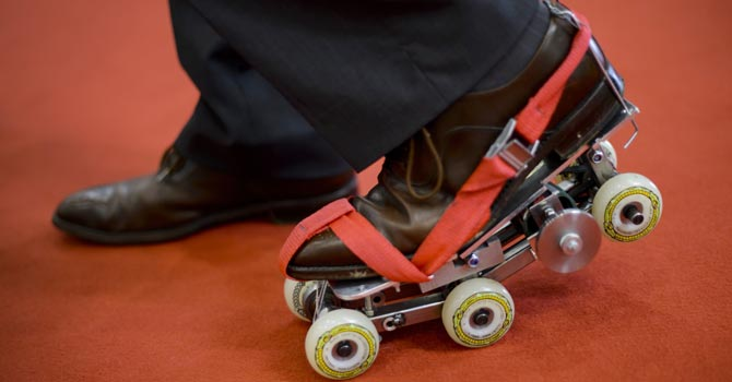 Inventions, practical and oddball, showcased at Geneva fair - Sci ...