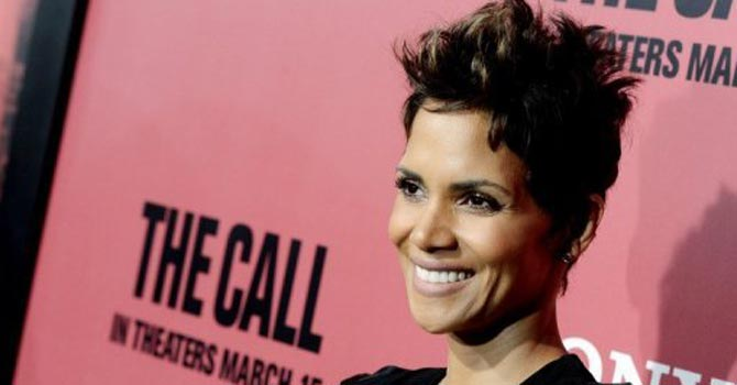 Halle Berry. —Photo by AFP