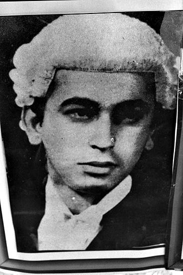 Zulfikar Ali Bhutto.
