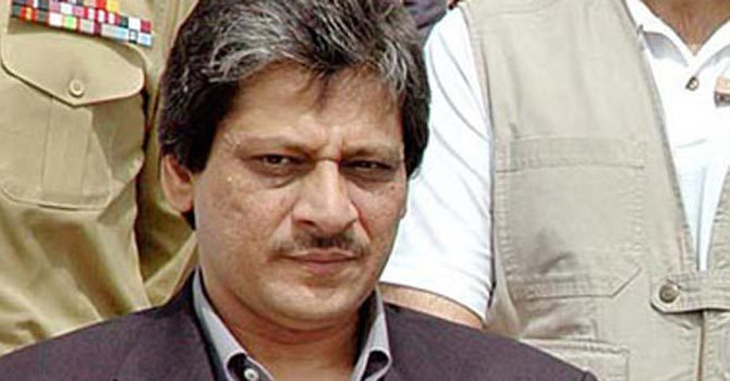 Sindh Governor Ishratul Ibad. — File photo