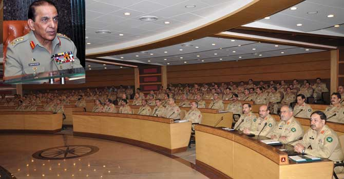 Army commanders give nod to security plan for polls