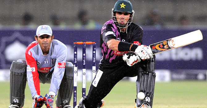 misbah-ul-haq, misbah, pakistan cricket, super eight t20 cup, pcb, pakistan cricket board, mohammad hafeez, shoaib malik, faisalabad wolves, lahore lions, sialkot stallions
