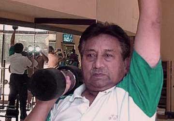 Musharraf fields woman candidate to 'wrestle' Nawaz