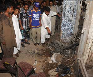 Attacks on MQM, PPP in Karachi; five killed