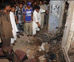 Attacks on MQM, PPP in Karachi; five killed