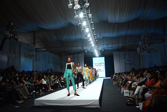 Designer: Sania Maskatiya