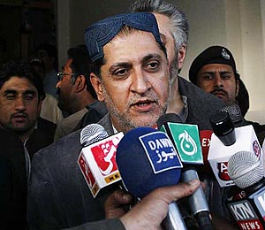 Sardar Mengal urges EU to send observers for upcoming elections