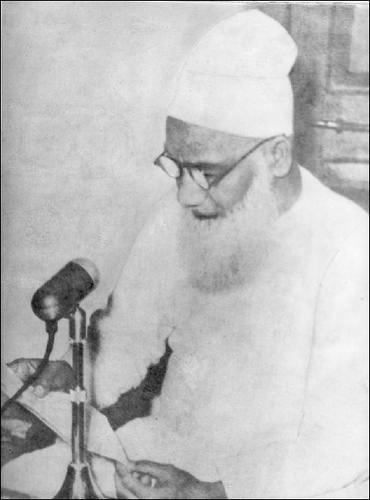 Shabir Ahmad Usmani: The founder of JUI