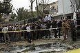 Bomb destroys police station in Libya's Benghazi