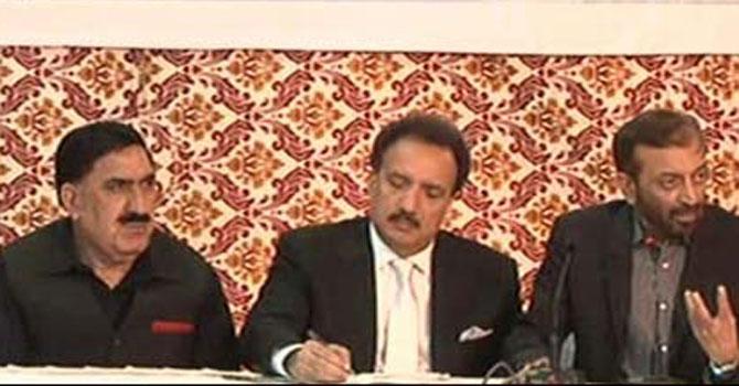 Parties on 'hit list' resolve to defy terrorists