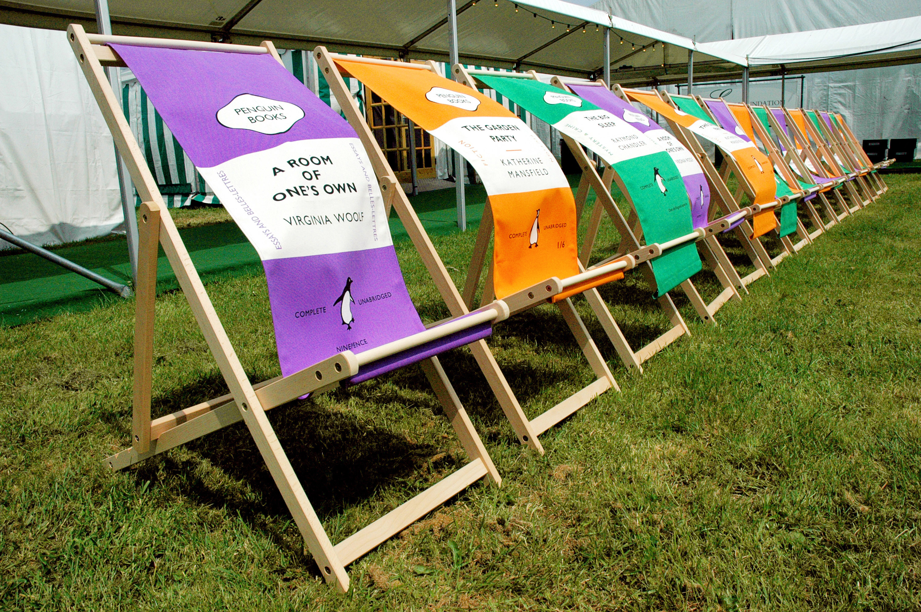 The Hay Festival: 'A Woodstock of the mind'
