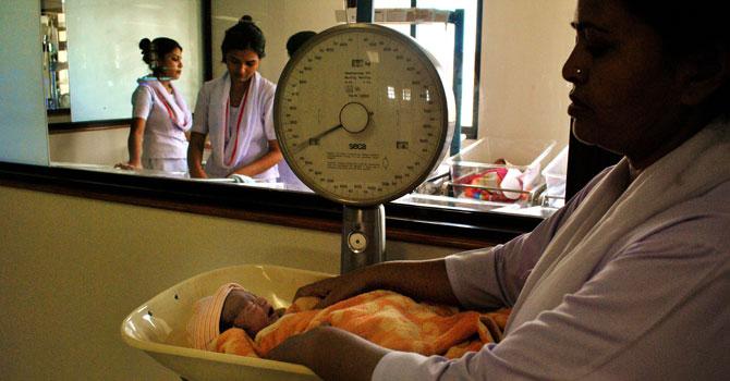 Crisis of malnutrition