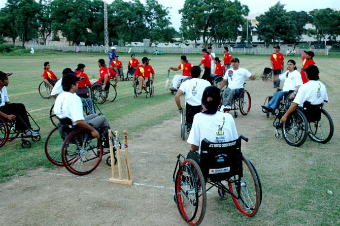 Disabled attitude
