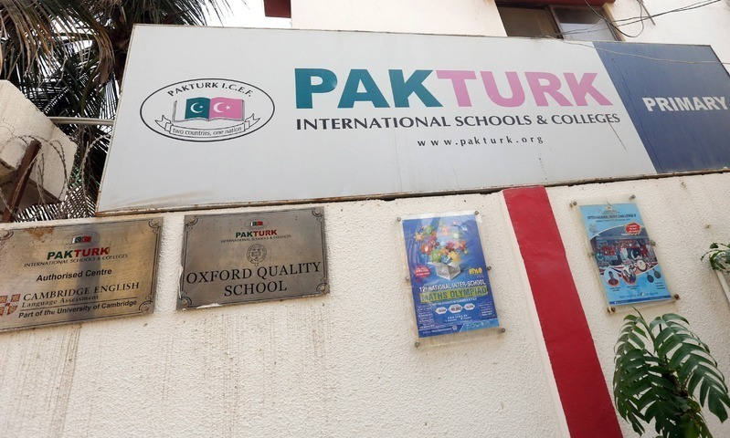 Pak-Turk School bids adieu to Turkish teachers