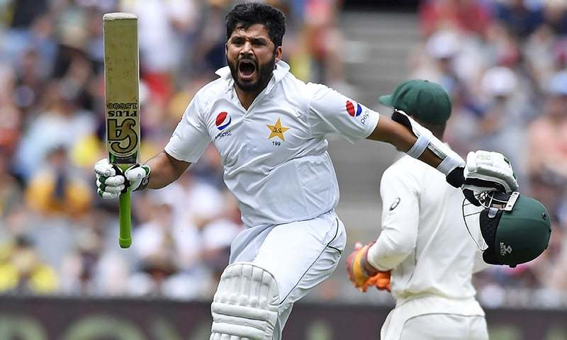 Pakistan 60 for two at lunch against Australia