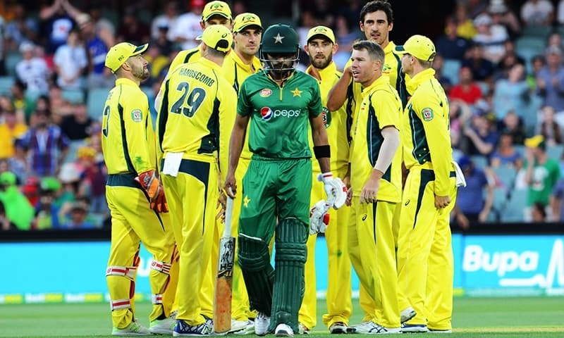 PCB announces schedule of 5-match ODI series against Australia to be played in the UAE