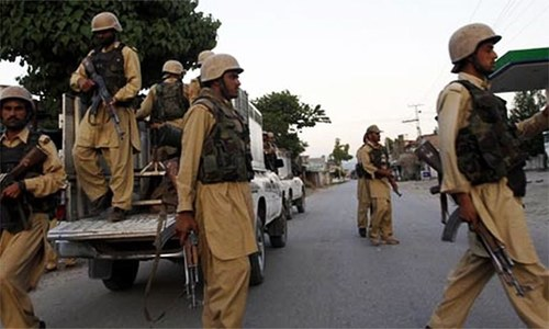 Security forces kill three suspected militants in Balochistan
