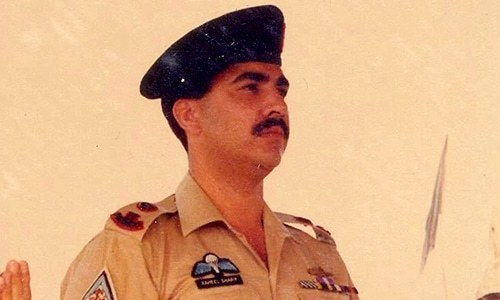 In pictures: Raheel Sharif through the years