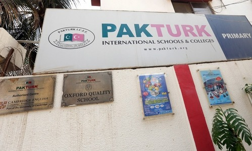 Sindh High Court restrains federal govt from expelling staff of Pak-Turk schools