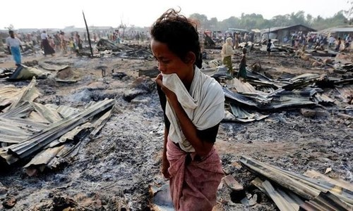 US warns crackdown in Myanmar could radicalise Rohingya