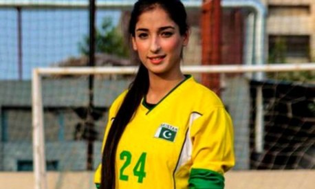 The 'football is not for women' stereotype follows me everywhere, says Asmara Kiani
