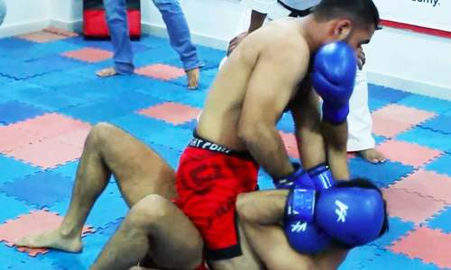 'Pakistan has one of the biggest talent pools for MMA in the world'
