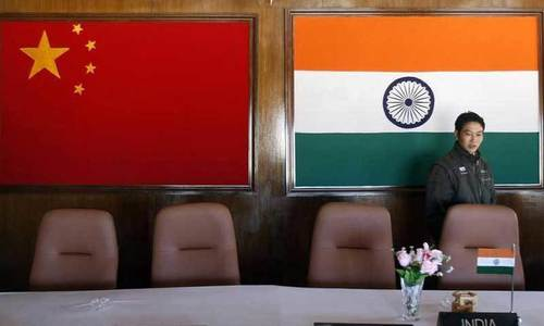 Don't behave like a spoilt child, Chinese media tells India