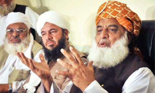 Permanent status for army courts will be govt's failure on NAP: Fazl