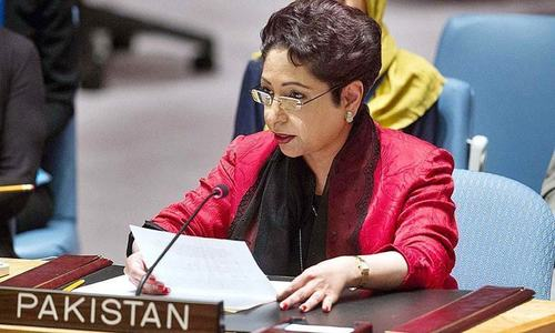 Pakistan submits proofs of India's involvement in cross border terrorism to UN chief