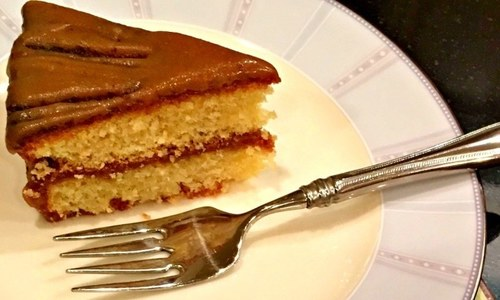 How to make Bombay Bakery's famous coffee cake at home