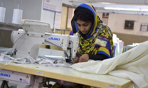 Pakistan's once-booming textile industry struggles to bounce back
